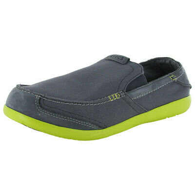 a1be63ef5 CROCS MENS WALU Express Loafer Shoes