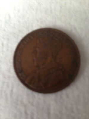Canada 1914 One Large Cent