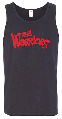 The Warriors Movie SHIELD Poster Licensed Adult Tank Top All Sizes