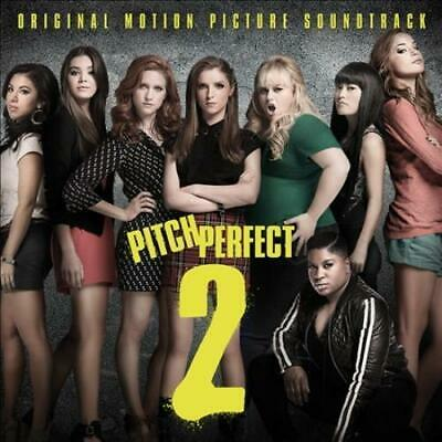 Pitch Perfect 2 [Original Motion Picture Soundtrack] New & Sealed CD