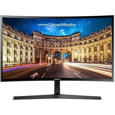 "Samsung Sync Master C27F396F Curved LED Monitor 27"" 1920 x 1080 Pixel Full HD"