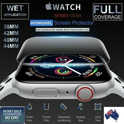 For Apple Watch Series 1/2/3/4/5 38/42mm 40/44mm iWatch Screen Protector