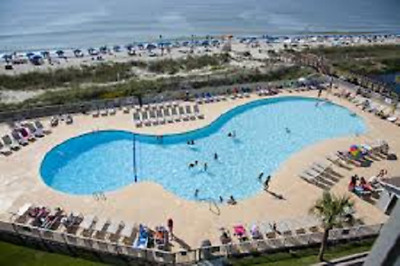 08/10/19 2 Bd Fully Furnished Condo At Myrtle Beach Resort An Ocean Front Resort