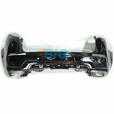 LAND ROVER DISCOVERY SPORT DYNAMIC REAR BUMPER in BLACK 2015+ ONWARDS GENUINE