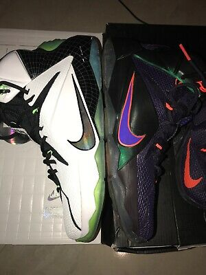 aad77a581b465 Nike Lebron XII 12 AS All Star Game And Lebron Xii 12 Killer Instinct Size  11