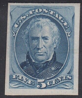 TDStamps: US Stamps Scott#185P4 Unused H NG Proof