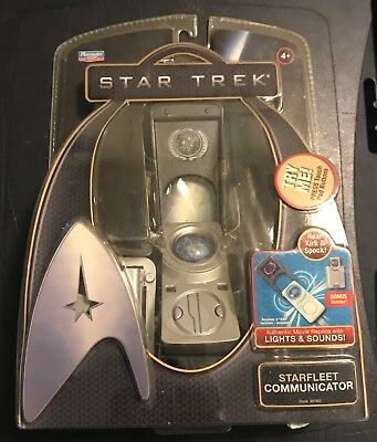Star Trek - Electronic Starfleet Communicator