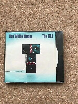 The KLF – The White Room / Justified & Ancient - 2CD set