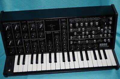 Korg MS-20 ic USB Plugin Controller (No Synth!!)