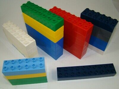 1 lego duplo 2X10 2X8 2X6 printed shop world cup ripslinger pipe pick
