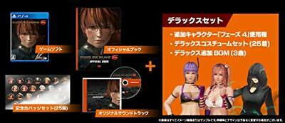 DEAD OR ALIVE 6 Collector Edition PS4 Japan Japan