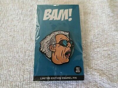 BAM BOX Exclusive  THE SHINING JACK NICHOLSON LIMITED EDITION PIN - NEW!
