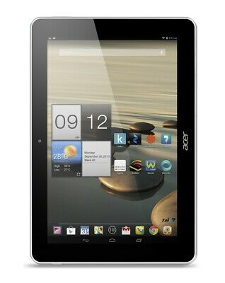 Acer Iconia A3-A10 10.1 Inch Tablet 16GB Android 4.2 OS White C Grade