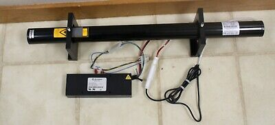 JDS Uniphase High Power laser 1145P-3575 w/ Power Supply 380T-3800-6.5.4