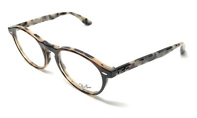 32fa7e1c3176b New Ray Ban Rb 5283 5676 Spotted Tortoise Authentic Eyeglasses Frame 51-21