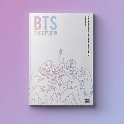 BTS: THE REVIEW English Ver A Comprehensive Look at the Music of BTS By RHK