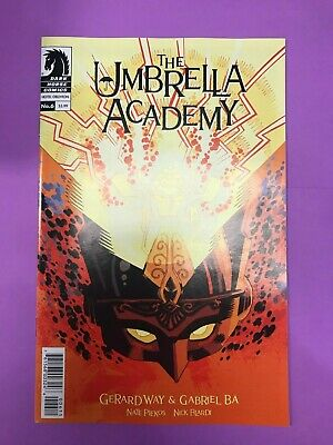 UMBRELLA ACADEMY HOTEL OBLIVION 6A we got 1 2 3 4 5 set NM netflix gerard way