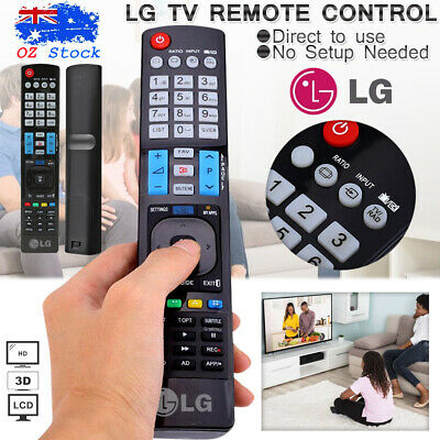 NEW Real Genuine Replacement LG 3D TV Remote Control For All Model AKB74115502