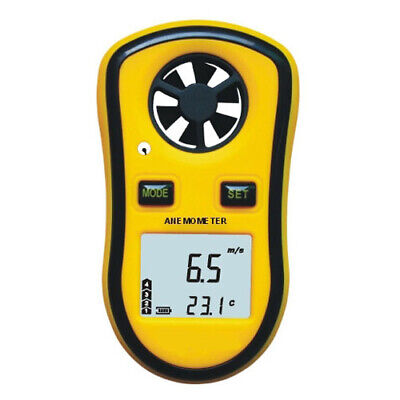 Digital Thermometer LCD Anemometer for Kite / Windsurf (JT-8908)