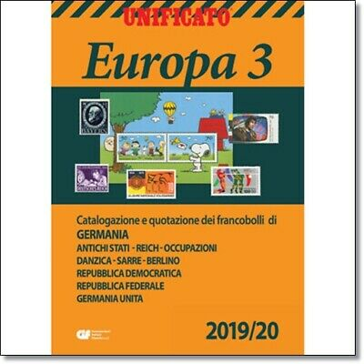 Unificato 2019/20 Europa Occidentale Volume 3