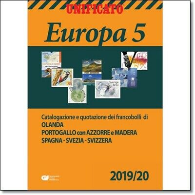 Unificato 2019/20 Europa Occidentale Volume 5