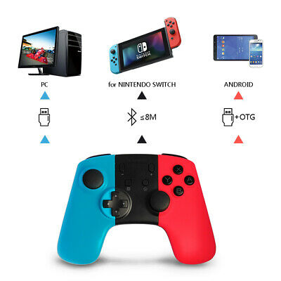 For Nintendo Switch Wireless Controller Gamepad Joypad Joystick Remote HOT pri