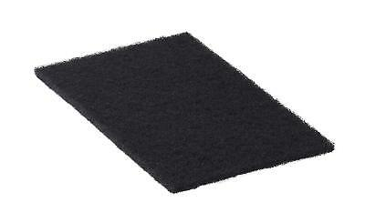 Americo Manufacturing 510162 Heavy Duty Hand Cleaning Pads (60 per Pack), Black