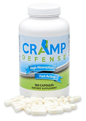 Cramp Defense® with TRUEMAG® - Stop Leg Cramps, Foot Cramps, Muscle Cramps & and