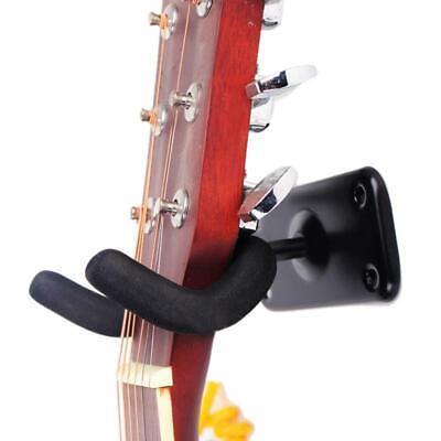 Guitar Hanging Wall Mounted Hook Bass Guitars Holder Ukulele Violin Wall Hanger