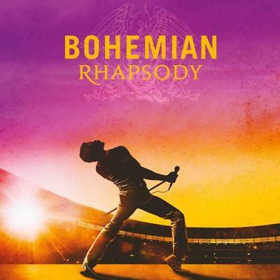 Bohemian Rhapsody (The Original Soundtrack) Queen   (NEW & SEALED CD)