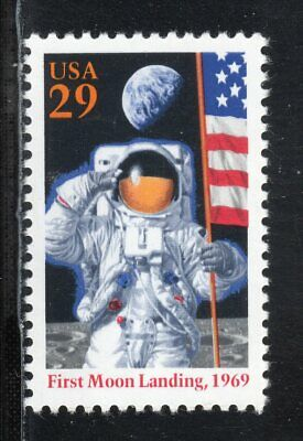 First Moon Landing 1969 ** APOLLO 11 * US POSTAGE STAMP MINT *