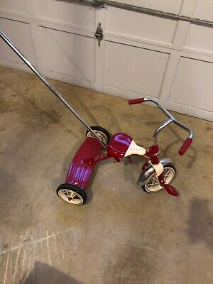 a16bbcc83b1 Used Radio Flyer Classic Red Tricycle Trike Very good condition Local pickup