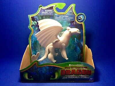 How To Train Your Dragon 3 Light Fury Figure The Hidden World