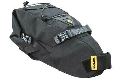 Topeak Backloader Bikepacking Saddle Bag Cycling Sport Lightweight Velcro Straps