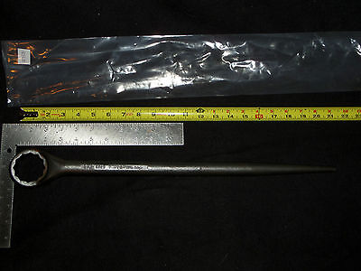 Vintage Proto 2626 1-5/8 12-Point Spud Wrench