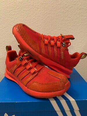 best service c5956 3dd51 ADIDAS SL Loop Runner TR   Reptile Red   Red Gold  S85682