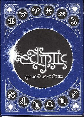 Ecliptic Playing Cards (Limited Edition) - New - USPCC - {150's of 3000}
