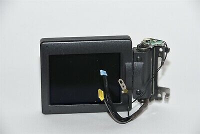 Canon PowerShot S3 IS LCD Screen Assembly with Hinge and Cable