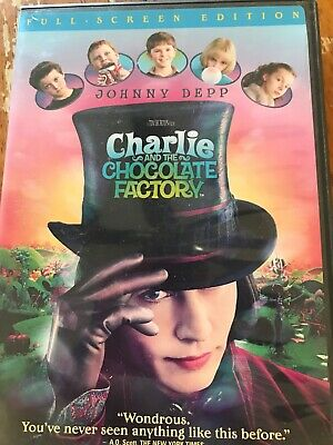 Charlie and the Chocolate Factory (Full Screen Edition)(c)