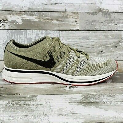 a7a4d6e6df1c Nike Flyknit Trainer Mens Sneaker Shoes Neutral Olive AH8396-201 Sizes