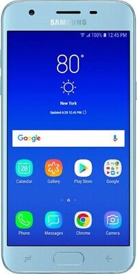 Samsung SMJ337VZSPP Galaxy J3 Verizon Wireless 16GB Prepaid Smartphone, Silver