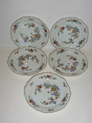 """Hutschenreuther MANDALAY #31372 Floral Salad Plate 7 7//8/"""""""