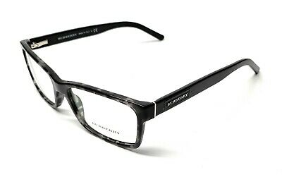 2c2822ce758 NEW BURBERRY EYEGLASSES B 2108 3001 54-16 140 Shiny Black Frame w ...