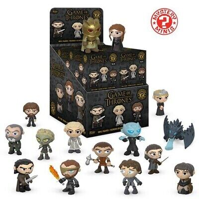 Funko Mystery Minis: HBO Game Of Thrones Series 4