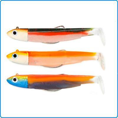Black Minnow Fiiish N3 120mm Maxi Combo 3x Offshore 25g Spinning Stage & Boat