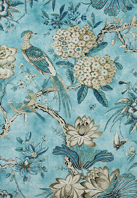 French Ornate Birds Butterflies Flowers Floral Chic Decor Canvas Print A4 & A3