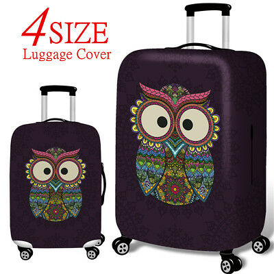 """18-32"""" Elastic Anti Scratch Luggage Suitcase Cover Protective Bag Dustproof Case"""