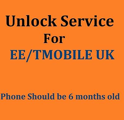 Fast Unlock Code Service FOR Huawei P SMART Unlocking For EE ORANGE T-MOBILE UK