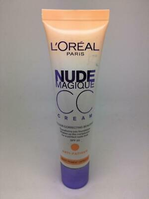 L'Oreal Paris Nude Magique CC Cream Anti Fatigue 30ml