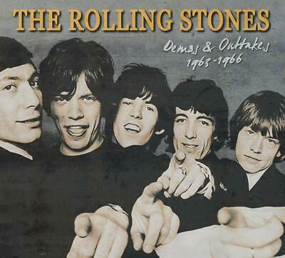 THE ROLLING STONES 'DEMOS & OUTTAKES' (1963-1966) 2 CD Set (2019)